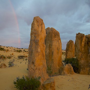 The Pinnacles 7